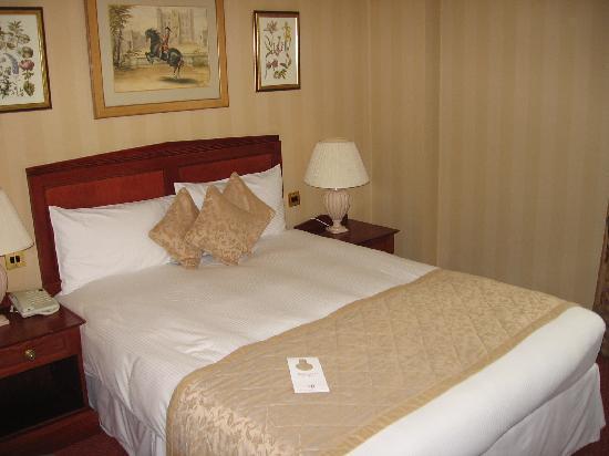 Chamberlain Hotel: Stanza