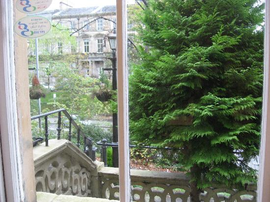 Belgrave Hotel : View from my room