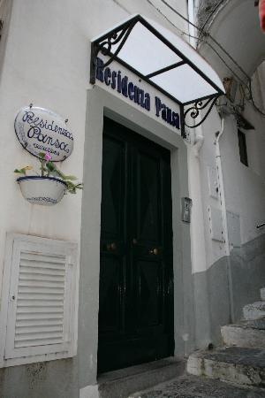 Residenza Pansa: Entrance