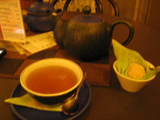 U Zeleneho Caje: tè e dolcetto!