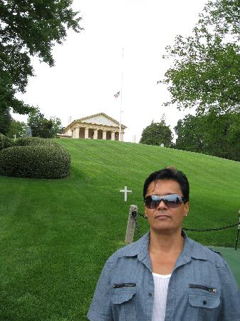 Extended Stay America - Washington, D.C. - Chantilly - Airport: Me at Arlington