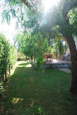 B&B DEL CARRETTO: giardino