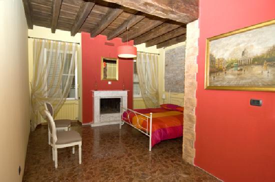 Al Principato di Pignolo: room Donizetti