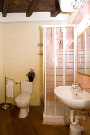Al Principato di Pignolo: bagno room Colleoni