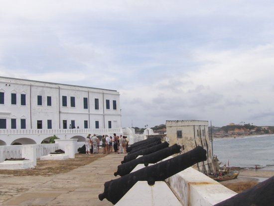 Forts and Castles, Volta, Greater Accra, Central and Western Regions: Elmina