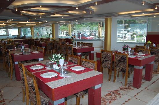 Hotel Pleasant Stay: Restaurant