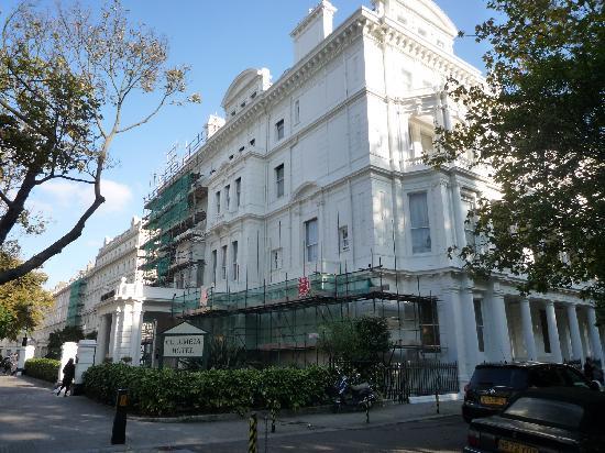 The Columbia Hotel Picture Of Columbia Hotel London Tripadvisor
