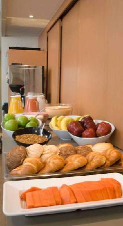 City Express Torreon: Desayunador