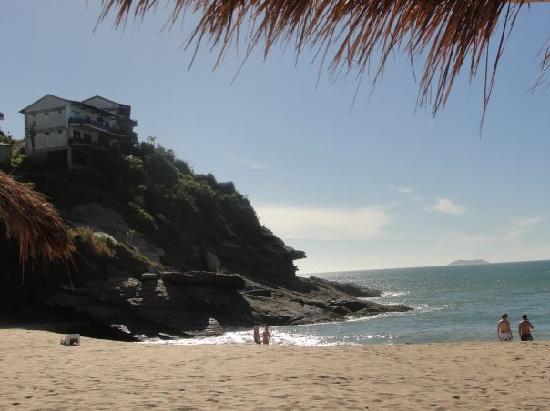 Apa Pau Brasil Hotel Buzios: playa buzios