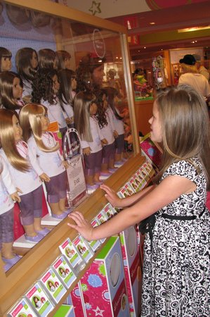 American Girl Place - New York