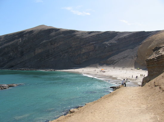‪Paracas National Reserve‬