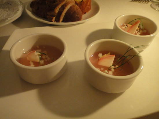 Bishop's: Amuse Bouche
