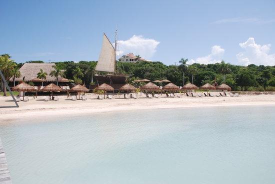 Isla Mujeres, México: Beach Club