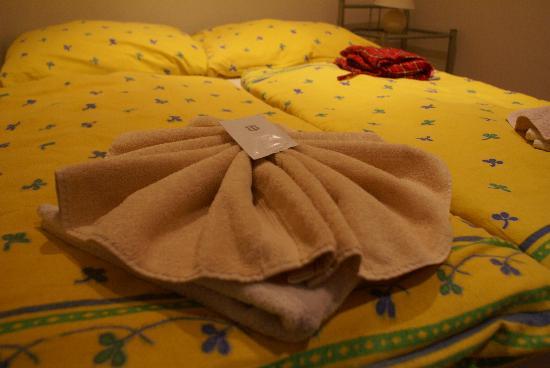 Residence Konvi 13: Towels provided