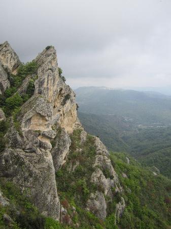 Ferula Viaggi - Day Tours : Walking in the Lucanian Dolomites