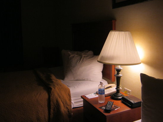 Quality Hotel & Suites At the Falls:                                     room