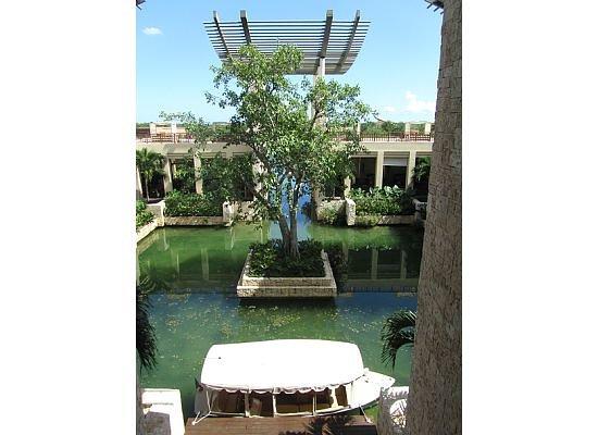 Banyan Tree Mayakoba: Lobby View