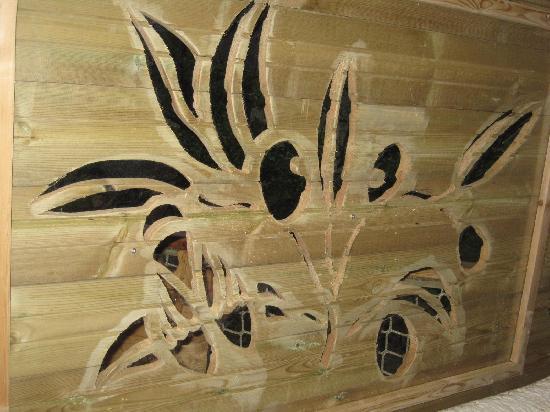 fenetre foto di les cabanes du varon flayosc tripadvisor. Black Bedroom Furniture Sets. Home Design Ideas