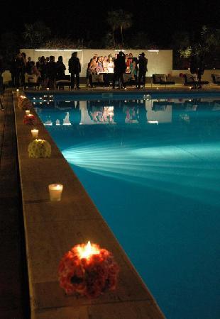 Hotel Royal: la piscina