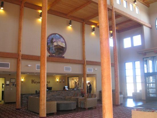 Moenkopi Legacy Inn & Suites: Lobby, Moenkopi Legacy Inn