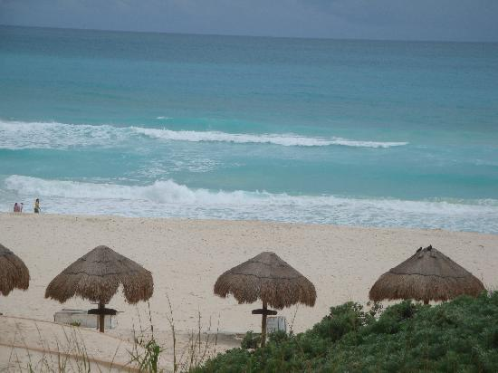 The Westin Resort & Spa, Cancun: view while dinning