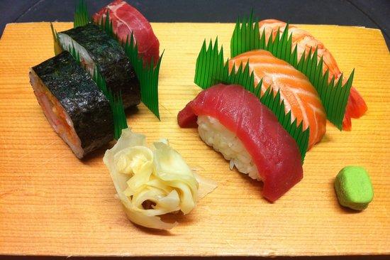 Penang Garden: Sushi