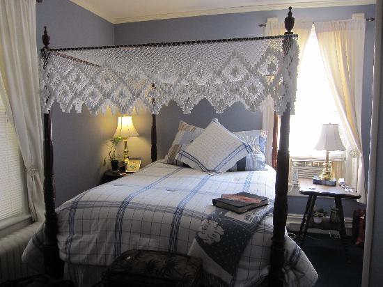 1898 ويفرلي إن: Our room