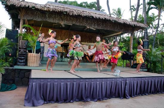 The Hula And Music Shows Are Free Picture Of Ka Anapali
