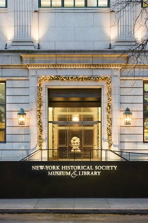 New-York Historical Society Museum & Library: provided by: New-York Historical Society