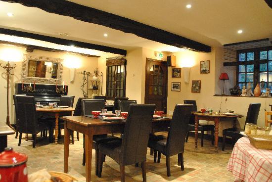 Manoir des Portes : Un restaurant plein de charme
