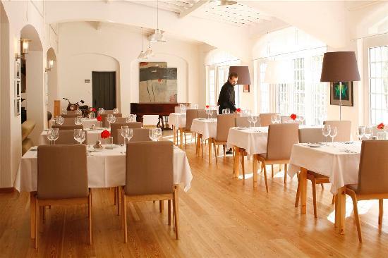Imani Country House: Restaurant