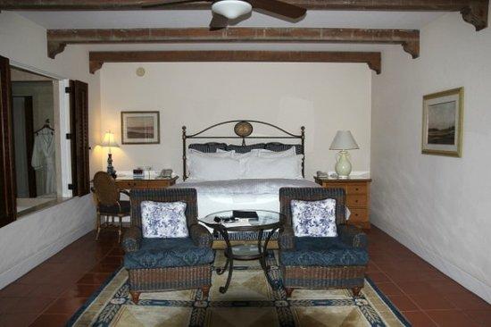 The Ritz-Carlton Bacara, Santa Barbara: a room at the Bacara