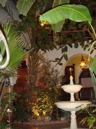 Riad Bab Janna : Le jardin intérieur