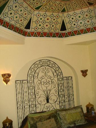 Riad Bab Janna : Notre chambre