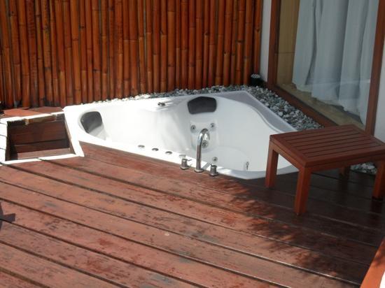 Adaaran Prestige Water Villas: terrasse room