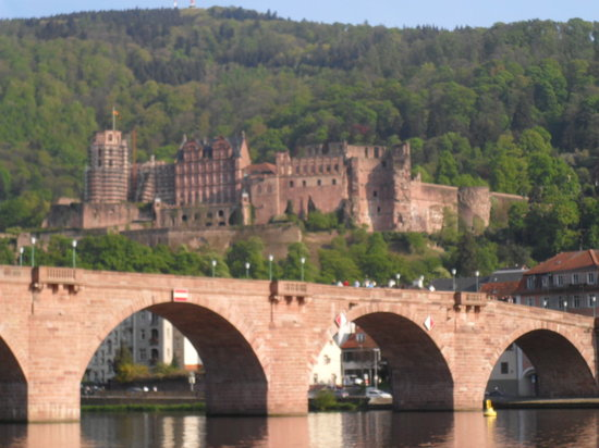 Daytrips from Frankfurt