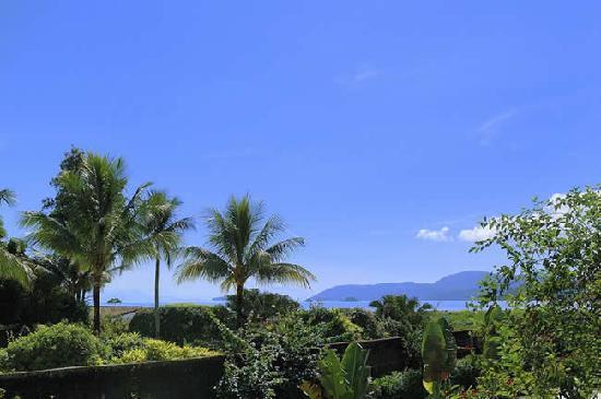 Pousada Casa de Paraty: Vista da Suite Principal e Casa de Hospedes