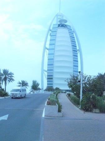 Burj al arab hotel picture of al muntaha dubai for Burj al arab reservation