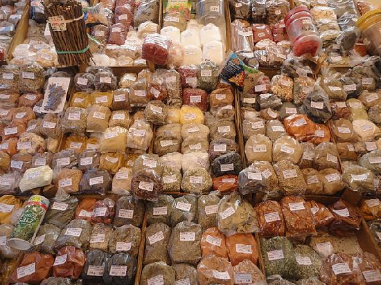 Vienna Naschmarkt: Spices