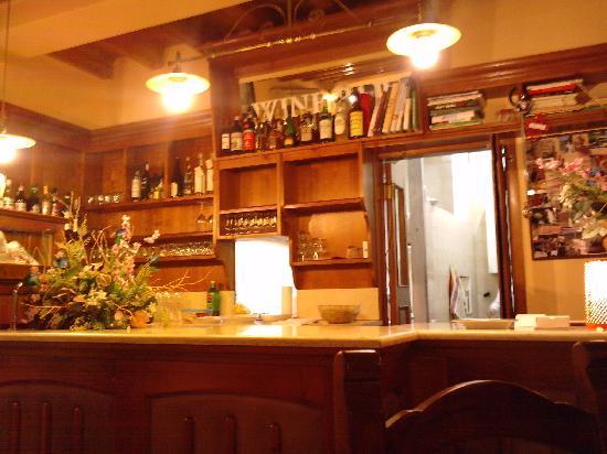 Hostaria Fortuna Vecia: bar et cuisine