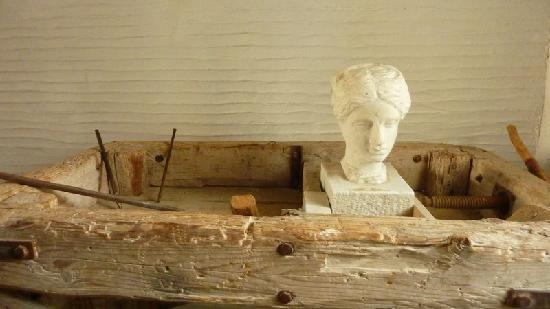 Chalepas Museum (Kardamites) : Gianoulis Halepas house museum