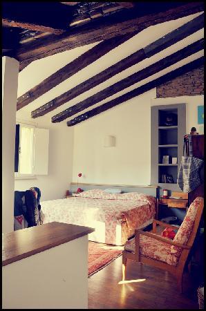 Hotel Residence L'Albero Nascosto : Camera da letto