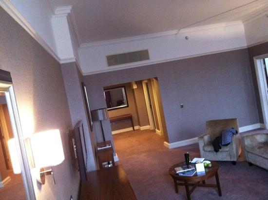 Master Suite Bedroom Picture Of The Grand Hotel Spa York Tripadvisor