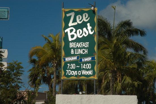 Zee Best Restaurant: Zee Best