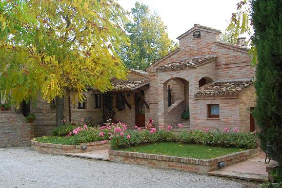 Montefiore dell'Aso, Italia: bottega