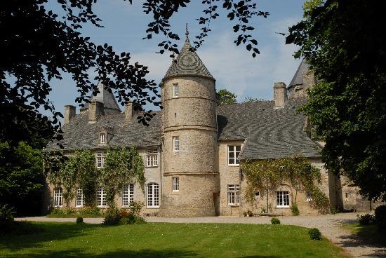 Chambre au Chateau de Flottemanville