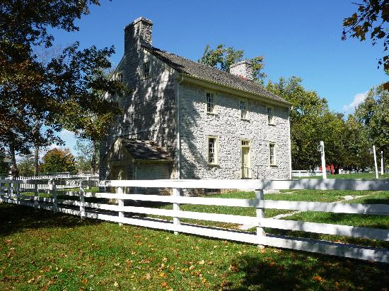 Shaker Village of Pleasant Hill - The Inn: Farm Deacon's Shop