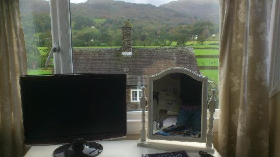 Chestnut Villa: View from the window -sorry I am not a great photographer