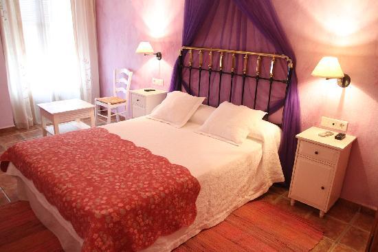 Hotel Restaurante Sierra Quilama: Habitación El Castillo