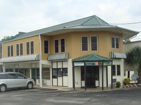 Jacksonville, Carolina del Nord: Best Rest Inn Front